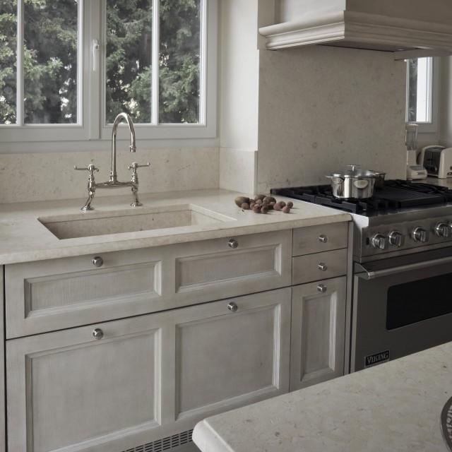 Des matériaux exclusifs, une exécution de qualité pour une cuisine luxueuse - 2