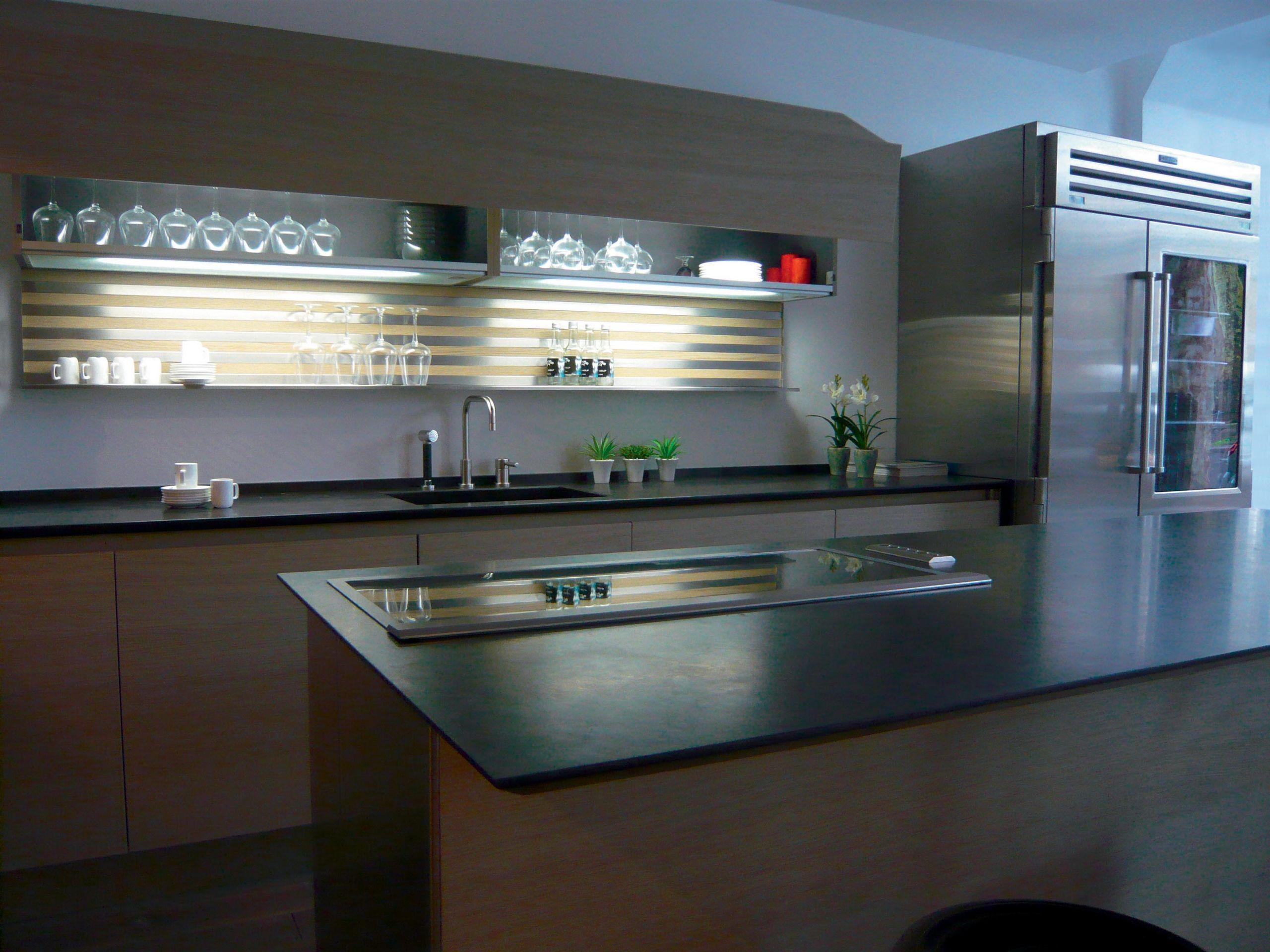 La technologie au cœur de nos systèmes d'équipement de cuisine