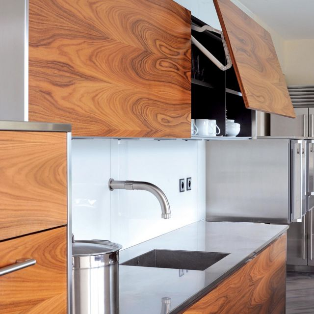 Excellence in working with premium materials to create precision kitchens with timeless elegance - 1