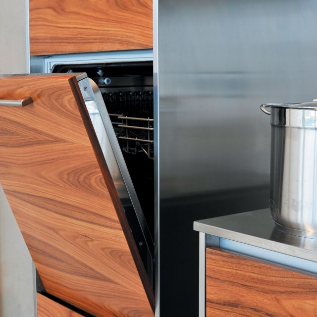 L'excellence dans la maîtrise des matériaux d'exception, cuisine technologique et intemporelle - 3