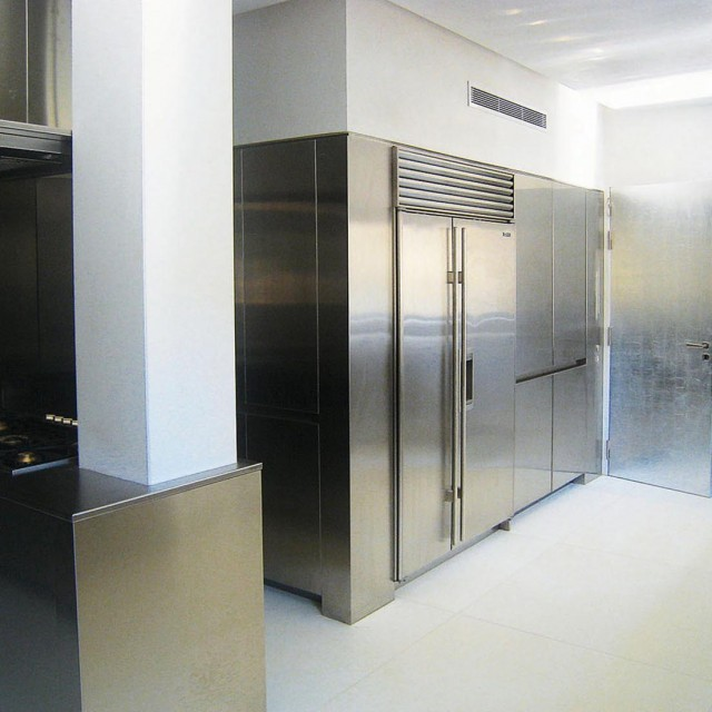 Exclusive professional kitchens for private residences - 1