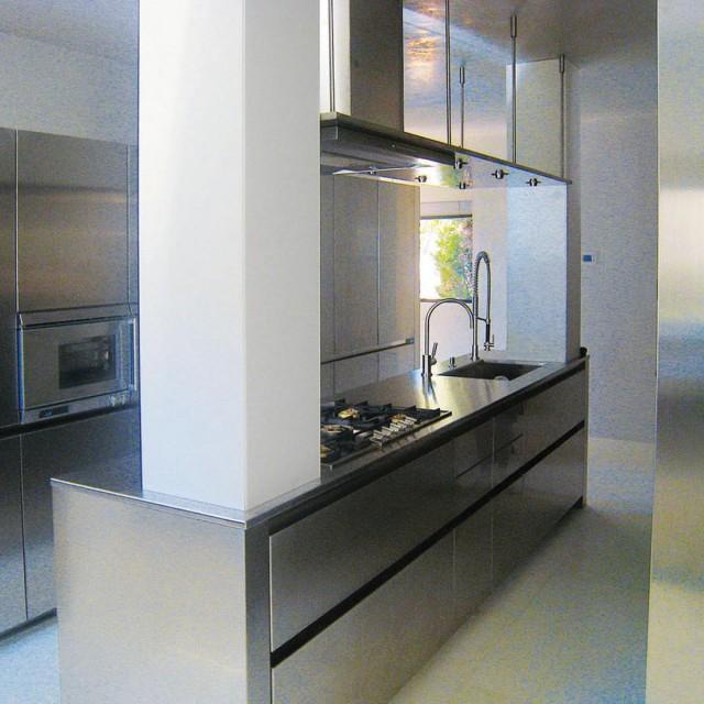 Cuisines professionnelles exclusives pour résidence privée - 2
