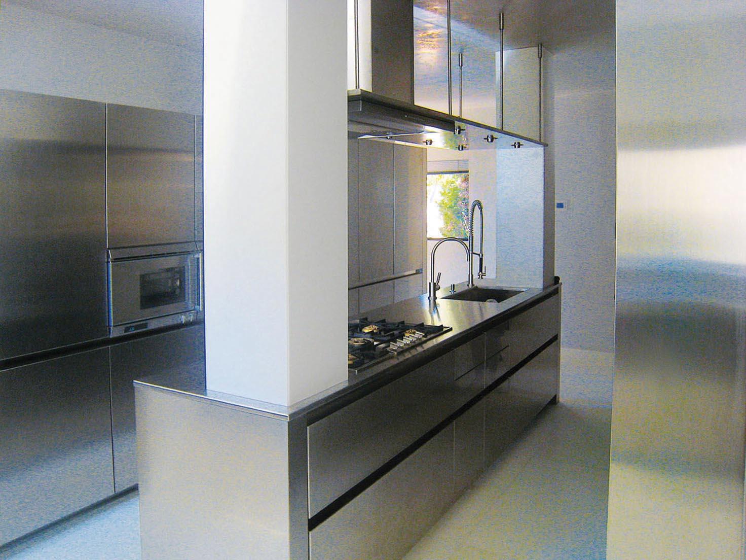 cuisines professionnelles exclusives pour r sidence priv e atelier de saint paul. Black Bedroom Furniture Sets. Home Design Ideas