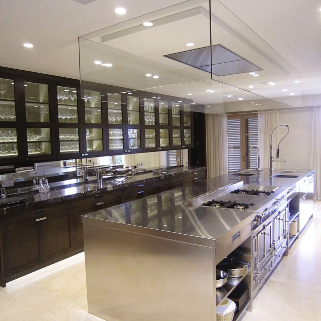 Chef's kitchens equipped with the latest technology - 2