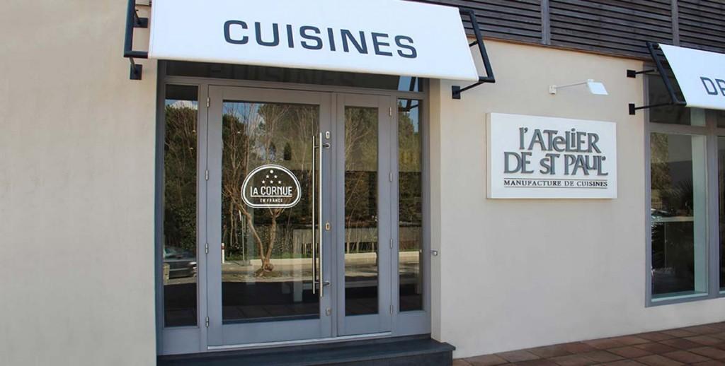 Cuisine St Tropez