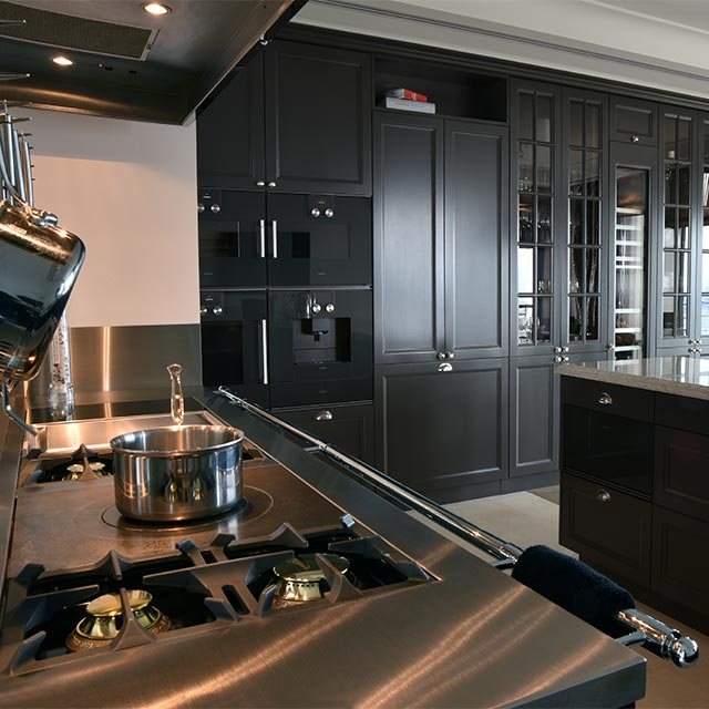 A chef's kitchen designed with the perfect space for entertaining. - 1