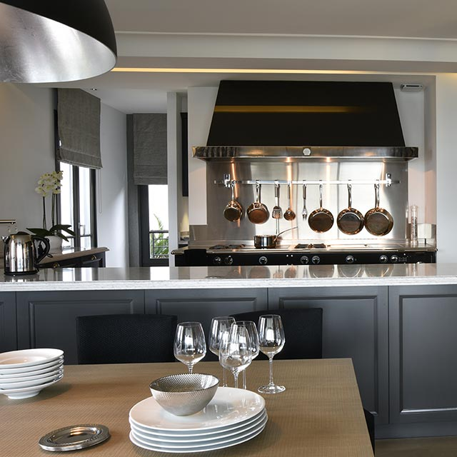 A chef's kitchen designed with the perfect space for entertaining. - 4