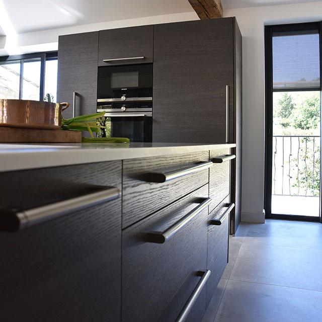 Charming kitchen, reclaimed oak - 2