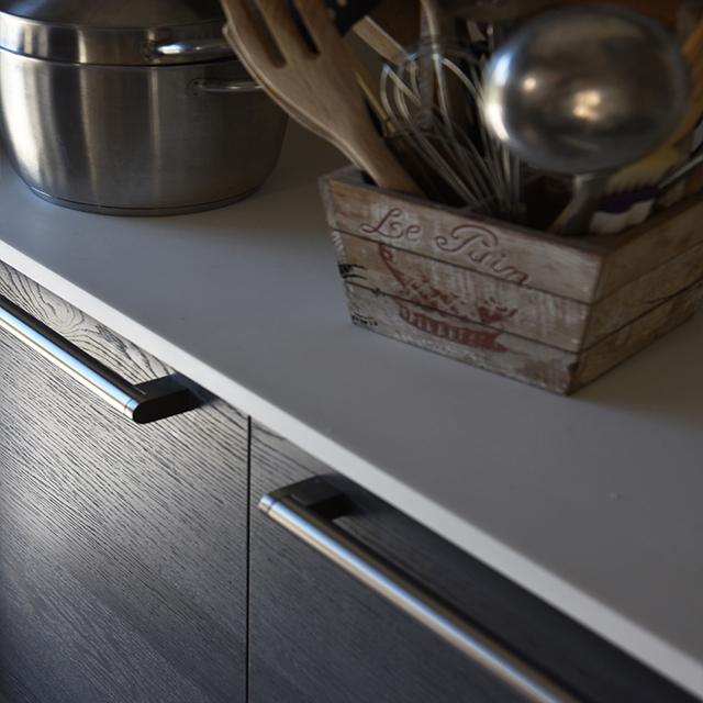 Charming kitchen, reclaimed oak - 4
