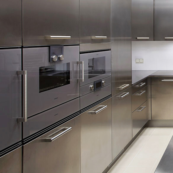 Mastery of stainless steel - 1