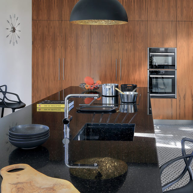 Matériaux d'exception pour une cuisine tout en élégance - 1